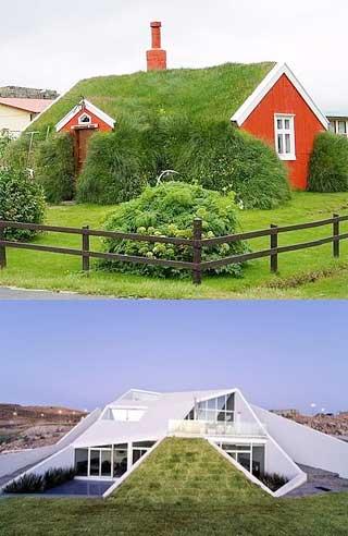 Earth Berm Homes Designs For Green Living