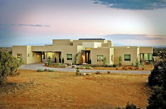 Pueblo homes and architecture for Pueblo home builders