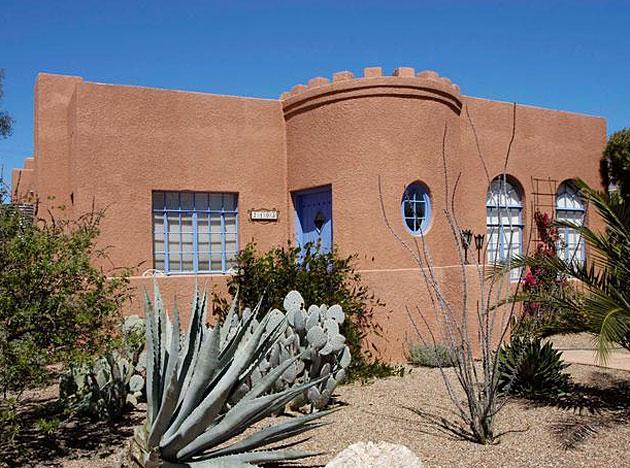Pueblo Homes And Architecture