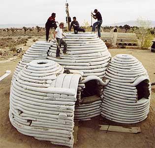 Sandbag House