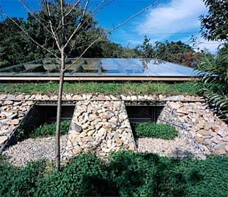 Souterrains History Context Of Modern Underground Homes