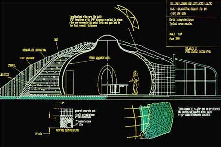 Underground Home Plans and Designs - Natural Security Shelters